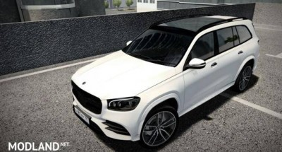 2020 Mercedes-Benz GLS 450 [1.5.9], 1 photo